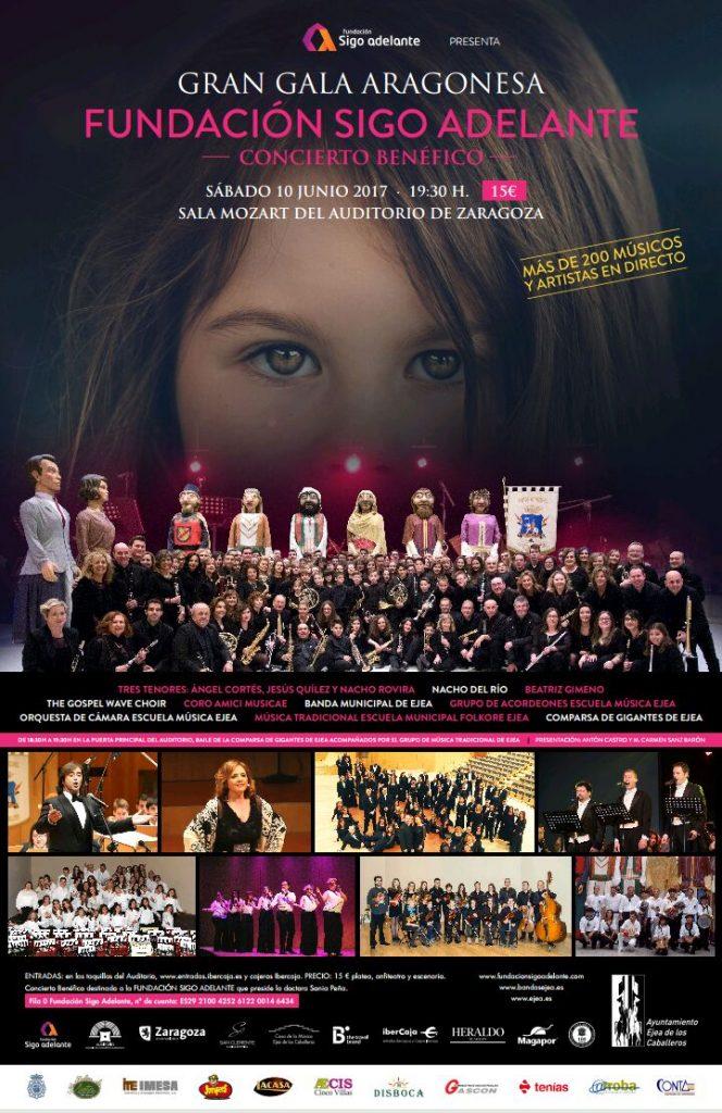 Gala Fundación Sigo Adelante 2017